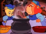 Making Gummiberry Juice