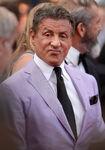 Sylvester Stallone Cannes Fest
