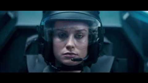 Teaser Trailer – Capitã Marvel, 07 de março de 2019 nos cinemas.