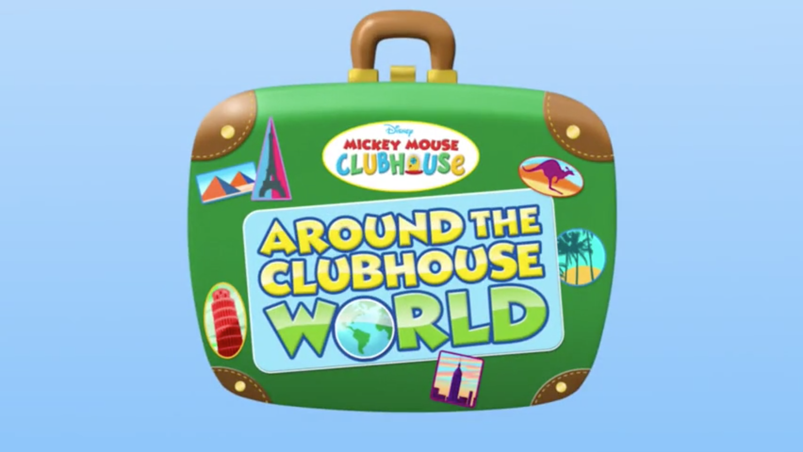 Around the Clubhouse World