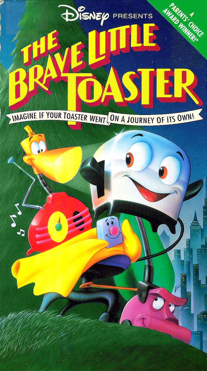 The Brave Little Toaster (video)