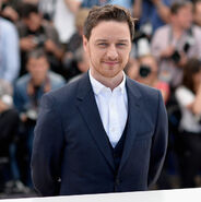 James McAvoy 67th Cannes Fest