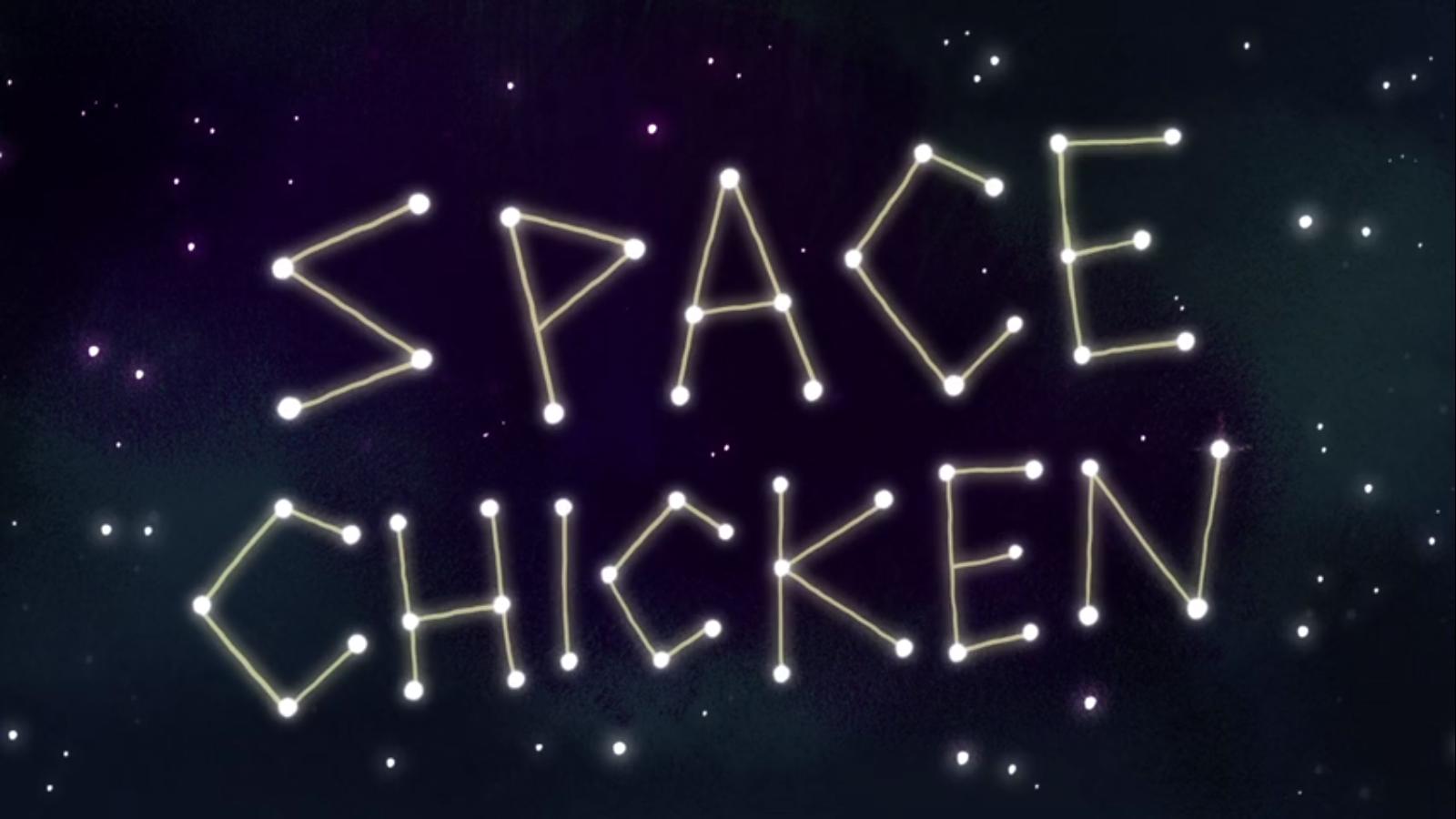 Space Chicken