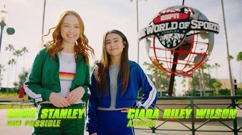 Team Possible Kickoff! Kim Possible Disney Channel Original Movie