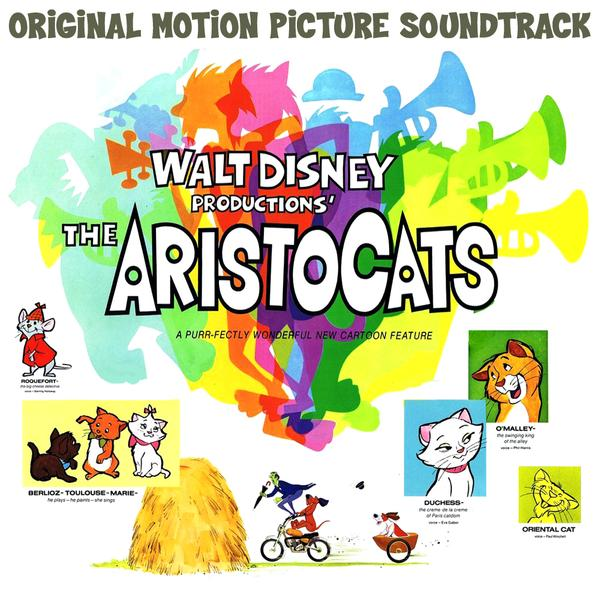 The Aristocats (soundtrack)
