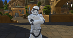 The Sims 4 Star Wars Journey to Batuu - Stormtrooper