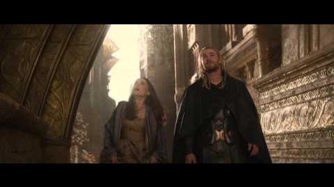 Thor O Mundo Sombrio - Trailer oficial dublado