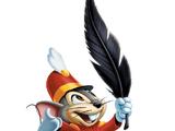 Timoteo Q. Mouse