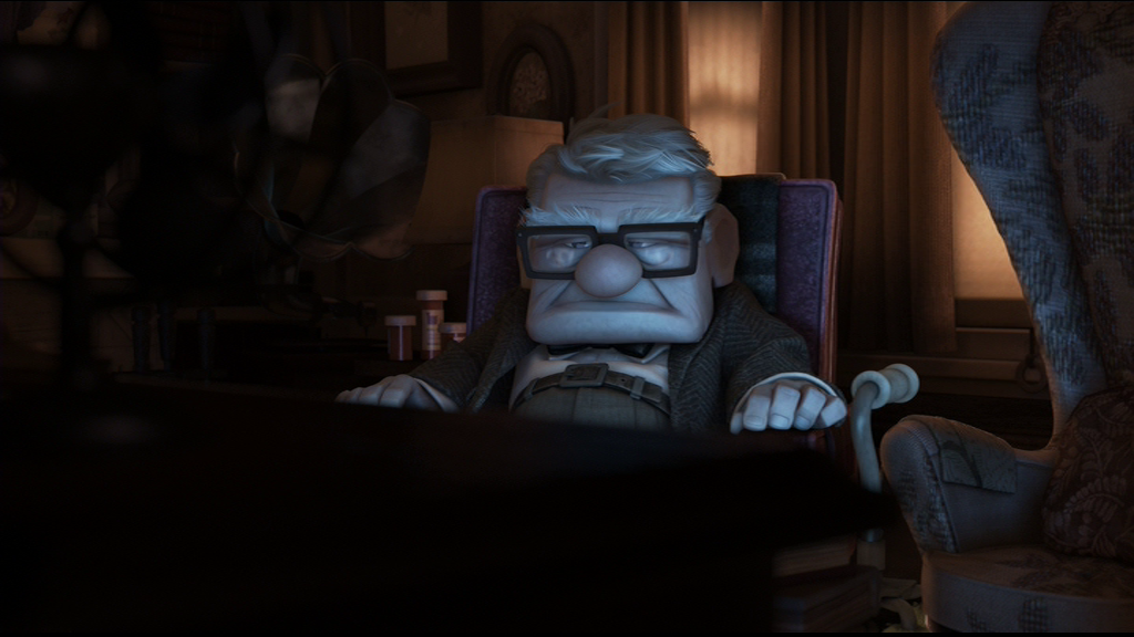 Carl Fredricksen/Gallery