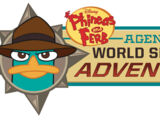 Agent P's World Showcase Adventure