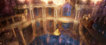 BATB Castle Enchanted Ballroom concept
