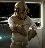 Captain Ackbar