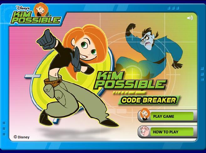 Kim Possible: Code Breaker