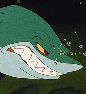 Glut, el Tiburón