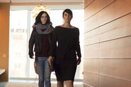 Jessica Jones - 1x01 - AKA Ladies Night - Photography - Jessica and Geri