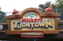 Mickey's Toontown at Disneyland.jpg