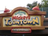 Mickey's Toontown