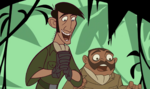 Monkey Fist Strikes (20)