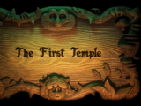 The First Temple
