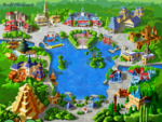 The Walt Disney World Explorer - World Showcase