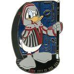 Tron red guard donald pin