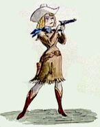WRE Cowgirl