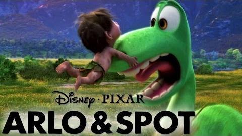 ARLO & SPOT - 2. Offizieller Trailer (Exklusiv in Deutschland) – Ab 26.11.2015 im Kino - Disney HD