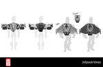 Big Hero 6 The Series props - Jetpack Ideas