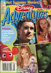 Disney Adventures Magazine cover May 2003 Summer Movies