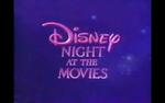 Disney Night at the Movies