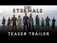 Eternals - Marvel Studios - Teaser Tráiler Subtitulado