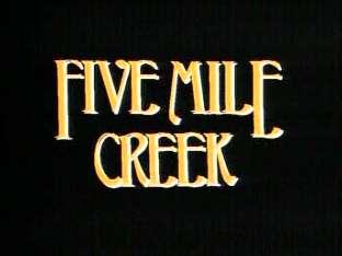 Five Mile Creek