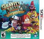 Gravity Falls 3DS game