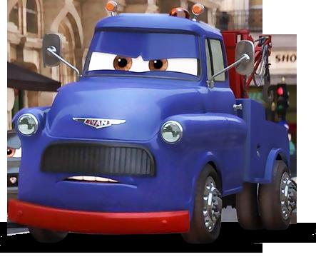 Ivan (Carros 2)