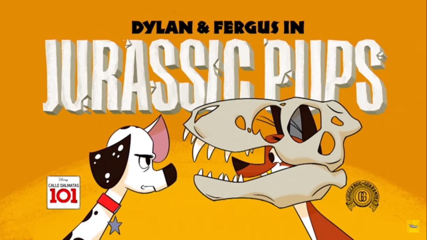 Jurassic Pups