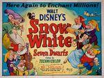 Snow white uk poster 1944