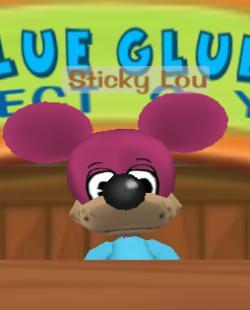 Sticky Lou