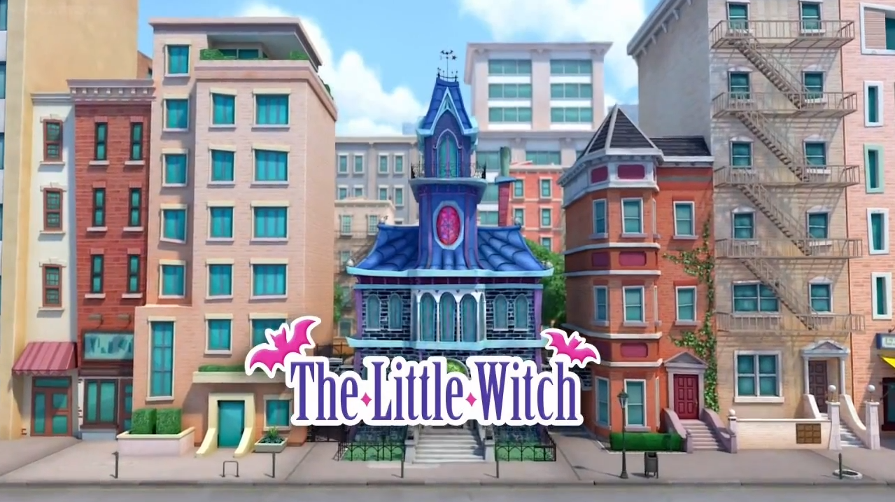 The Little Witch (Vampirina)