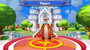 Tigger Disney Magic Kingdoms Welcome Screen