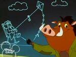 Timon and Pumbaa - BenjaminFranklin