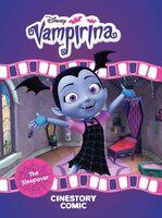 Vampirina - The Sleepover Cinestory Comic