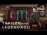 WandaVision - Marvel Studios - Trailer Oficial 3 Legendado - Disney+