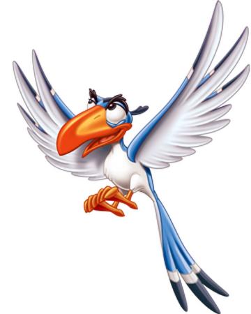 Zazú Disney Wiki Fandom