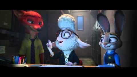 Zootopia - 17 de março nos cinemas - ''Assistente do Prefeito''