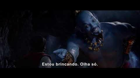 Aladdin - Trailer Legendado - 23 de maio nos cinemas.