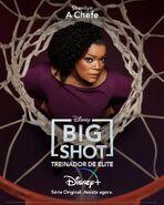 Big Shot - Treinador de Elite - Pôster de Personagem - 08