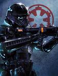 Death Trooper art