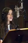 Jenna Ortega behind the scenes EoA