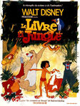 Jungle book french poster 1979
