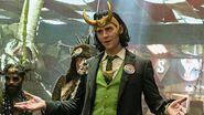 Loki - 1x05 - Journey into Mystery - Photography - President Loki